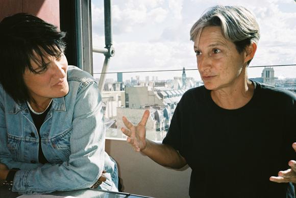 Judith Butler y Beatriz Preciado en entrevista con la revista Têtu  (2/2)